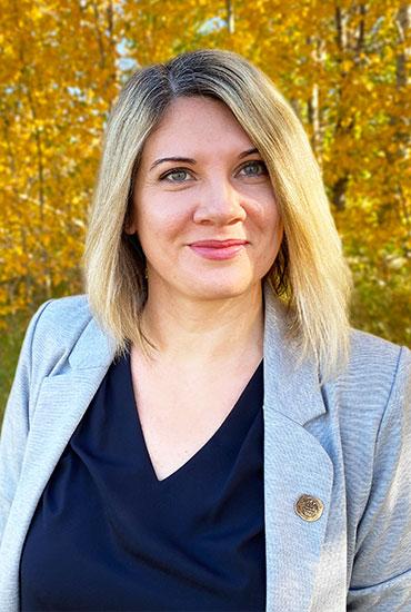 Olena Pavlyuk